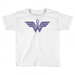 esophageal cancer wonder woman Toddler T-shirt | Artistshot