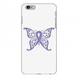 esophageal cancer butterfly iPhone 6 Plus/6s Plus Case | Artistshot