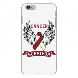cancer survivor head and neck cancer for light iPhone 6 Plus/6s Plus Case | Artistshot