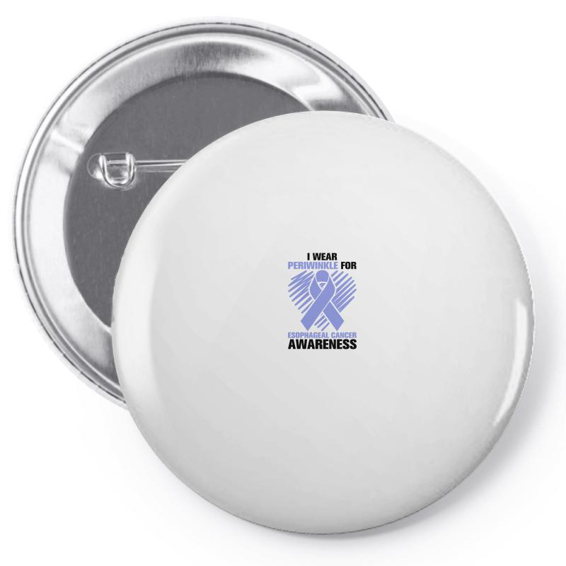 I Wear Periwinkle For Light Pin-back Button | Artistshot