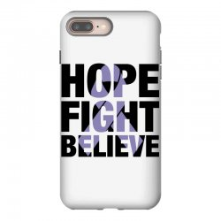 hope fight believe for light iPhone 8 Plus Case | Artistshot