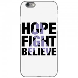 hope fight believe for light iPhone 6/6s Case | Artistshot