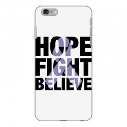 hope fight believe for light iPhone 6 Plus/6s Plus Case | Artistshot