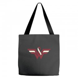 head and neck cancer wonder woman Tote Bags   Artistshot