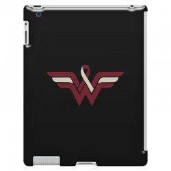 head and neck cancer wonder woman iPad 3 and 4 Case   Artistshot