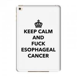 fuck esophageal for light iPad Mini 4 Case | Artistshot