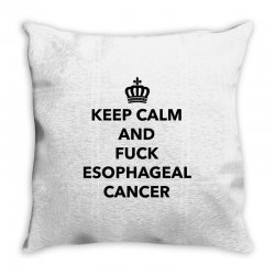 fuck esophageal for light Throw Pillow | Artistshot