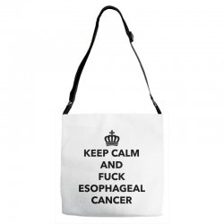fuck esophageal for light Adjustable Strap Totes | Artistshot