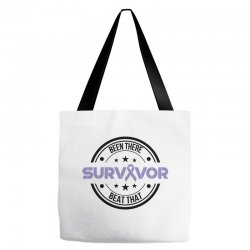 esophageal survivor for light Tote Bags | Artistshot
