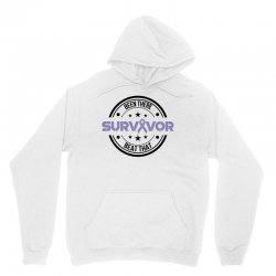 esophageal survivor for light Unisex Hoodie | Artistshot
