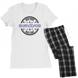 esophageal survivor for light Women's Pajamas Set | Artistshot