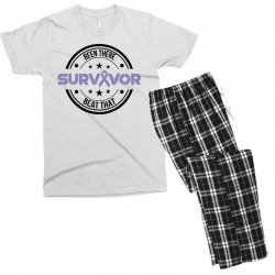 esophageal survivor for light Men's T-shirt Pajama Set | Artistshot