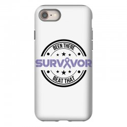 esophageal survivor for light iPhone 8 Case | Artistshot