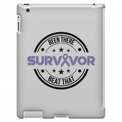esophageal survivor for light iPad 3 and 4 Case | Artistshot