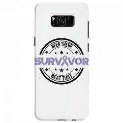esophageal survivor for light Samsung Galaxy S8 Case | Artistshot