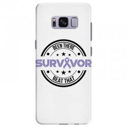 esophageal survivor for light Samsung Galaxy S8 Plus Case | Artistshot