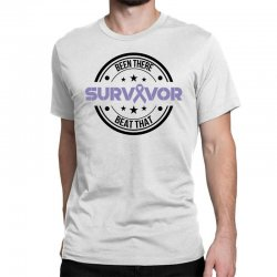 esophageal survivor for light Classic T-shirt | Artistshot