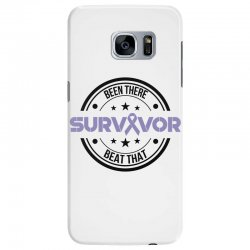 esophageal survivor for light Samsung Galaxy S7 Edge Case | Artistshot