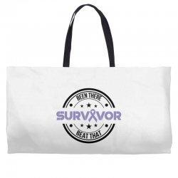 esophageal survivor for light Weekender Totes | Artistshot