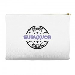 esophageal survivor for light Accessory Pouches | Artistshot