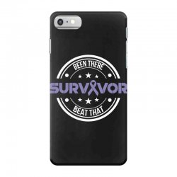esophageal survivor for dark iPhone 7 Case | Artistshot
