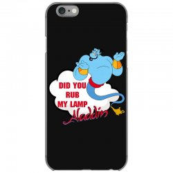 did you rub my lamp iPhone 6/6s Case | Artistshot