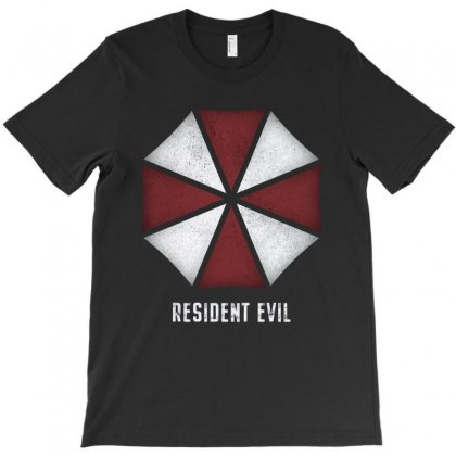 Umbrella Corporation Resident Evil T-shirt Designed By Toweroflandrose