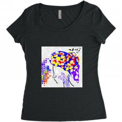 img 20181219 202548 Women's Triblend Scoop T-shirt | Artistshot