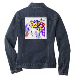 img 20181219 202548 Ladies Denim Jacket | Artistshot