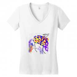 img 20181219 202548 Women's V-Neck T-Shirt | Artistshot
