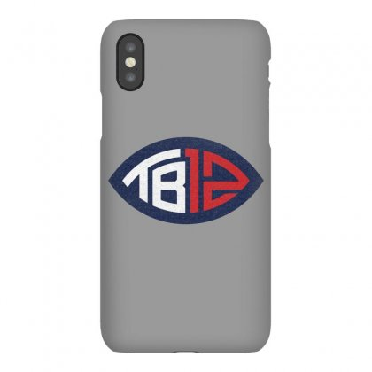Tb12 Tom Brady Retro Iphonex Case Designed By Toweroflandrose