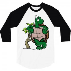 amphibian animal cartoon reptile 3/4 Sleeve Shirt | Artistshot