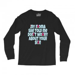 Mom Long Sleeve Shirts | Artistshot