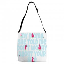 Mom Adjustable Strap Totes | Artistshot