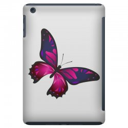 butterfly colorful pink blue iPad Mini Case | Artistshot