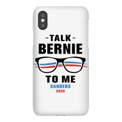 talk bernie to me 2020 iPhoneX Case | Artistshot