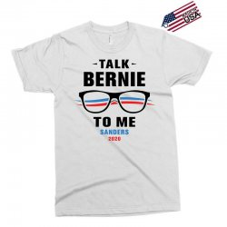 talk bernie to me 2020 Exclusive T-shirt | Artistshot
