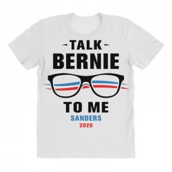 talk bernie to me 2020 All Over Women's T-shirt | Artistshot