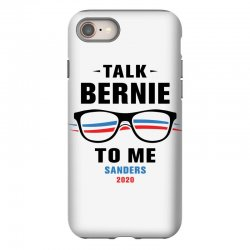 talk bernie to me 2020 iPhone 8 Case | Artistshot