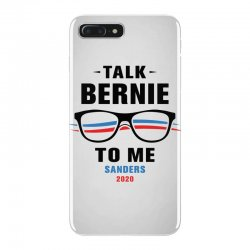 talk bernie to me 2020 iPhone 7 Plus Case | Artistshot