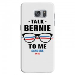 talk bernie to me 2020 Samsung Galaxy S7 Case | Artistshot