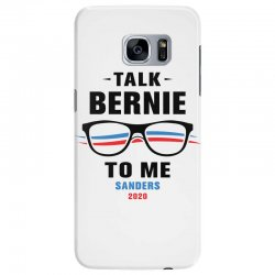 talk bernie to me 2020 Samsung Galaxy S7 Edge Case | Artistshot