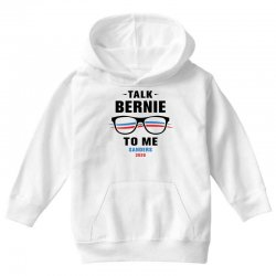 talk bernie to me 2020 Youth Hoodie | Artistshot
