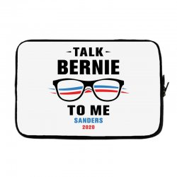 talk bernie to me 2020 Laptop sleeve | Artistshot