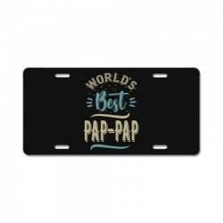 Best Pap-Pap License Plate | Artistshot