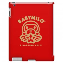 baby milo iPad 3 and 4 Case | Artistshot