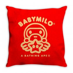baby milo Throw Pillow | Artistshot