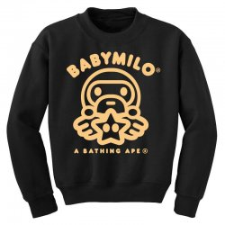 baby milo Youth Sweatshirt | Artistshot