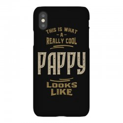 Really Cool Pappy iPhoneX Case   Artistshot