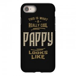 Really Cool Pappy iPhone 8 Case   Artistshot